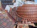 John Crookston Tile Roof Project