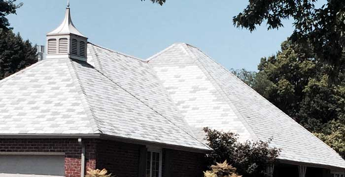 Fake Roofing Slate