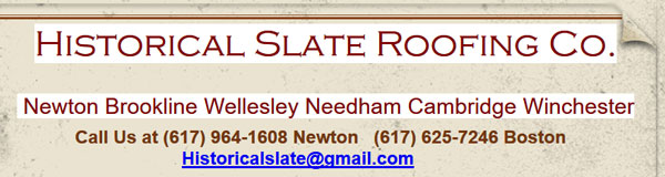 Historical Slate Roofing Company