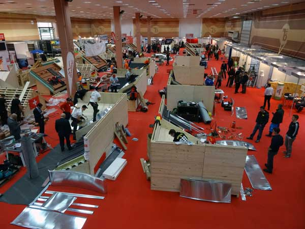 International Federation for the Roofing Trades Congress, 2014, Bucharest, Romania