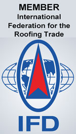 The SRCA is a member of the International Federation for the Roofing Trade.